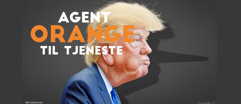 Agent Orange til tjeneste
