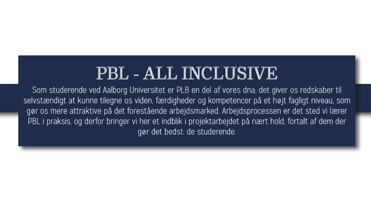 PBL – ALL INCLUSIVE // Once in a lifetime