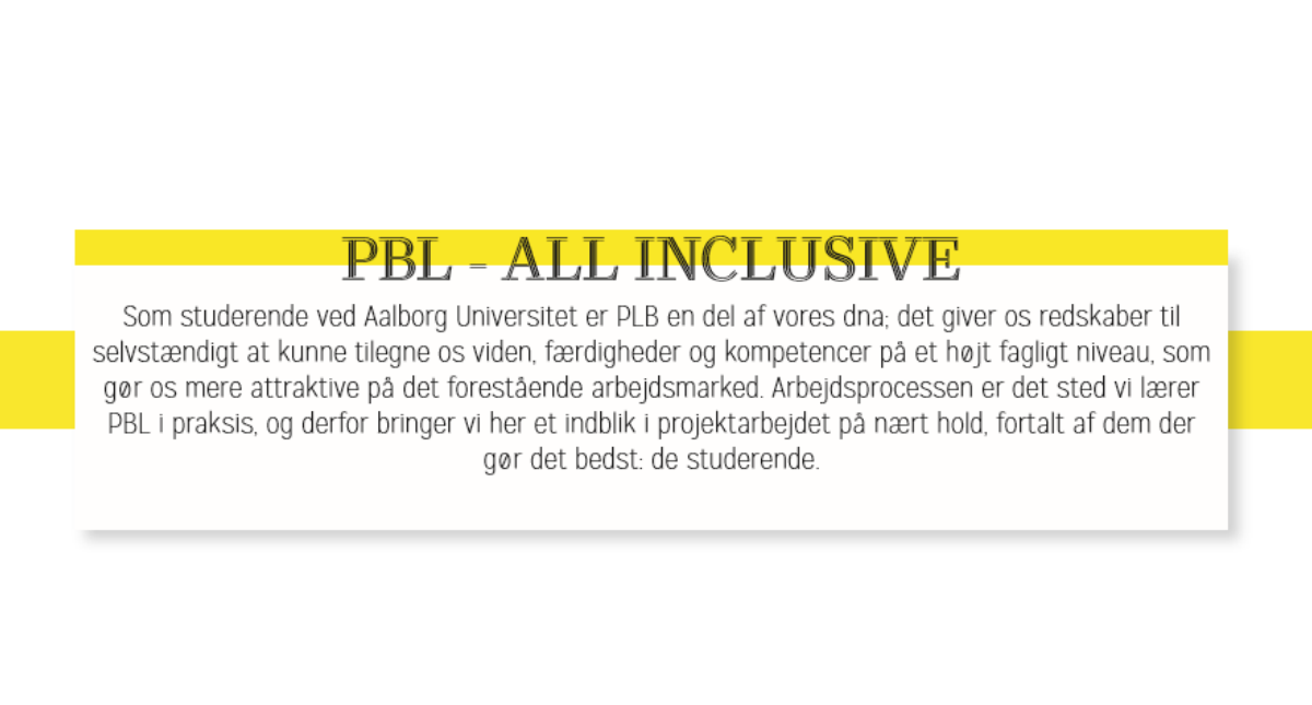 PBL – AAL INCLUSIVE