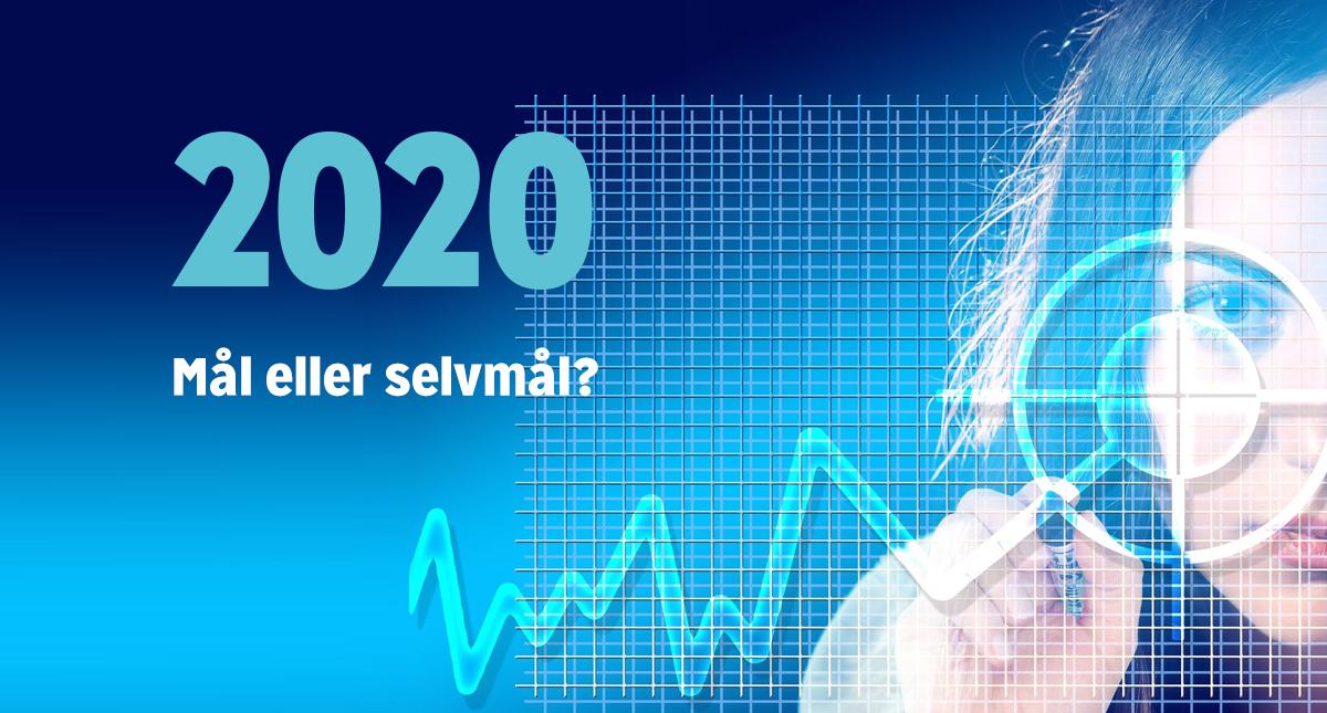 2020 – mål eller selvmål