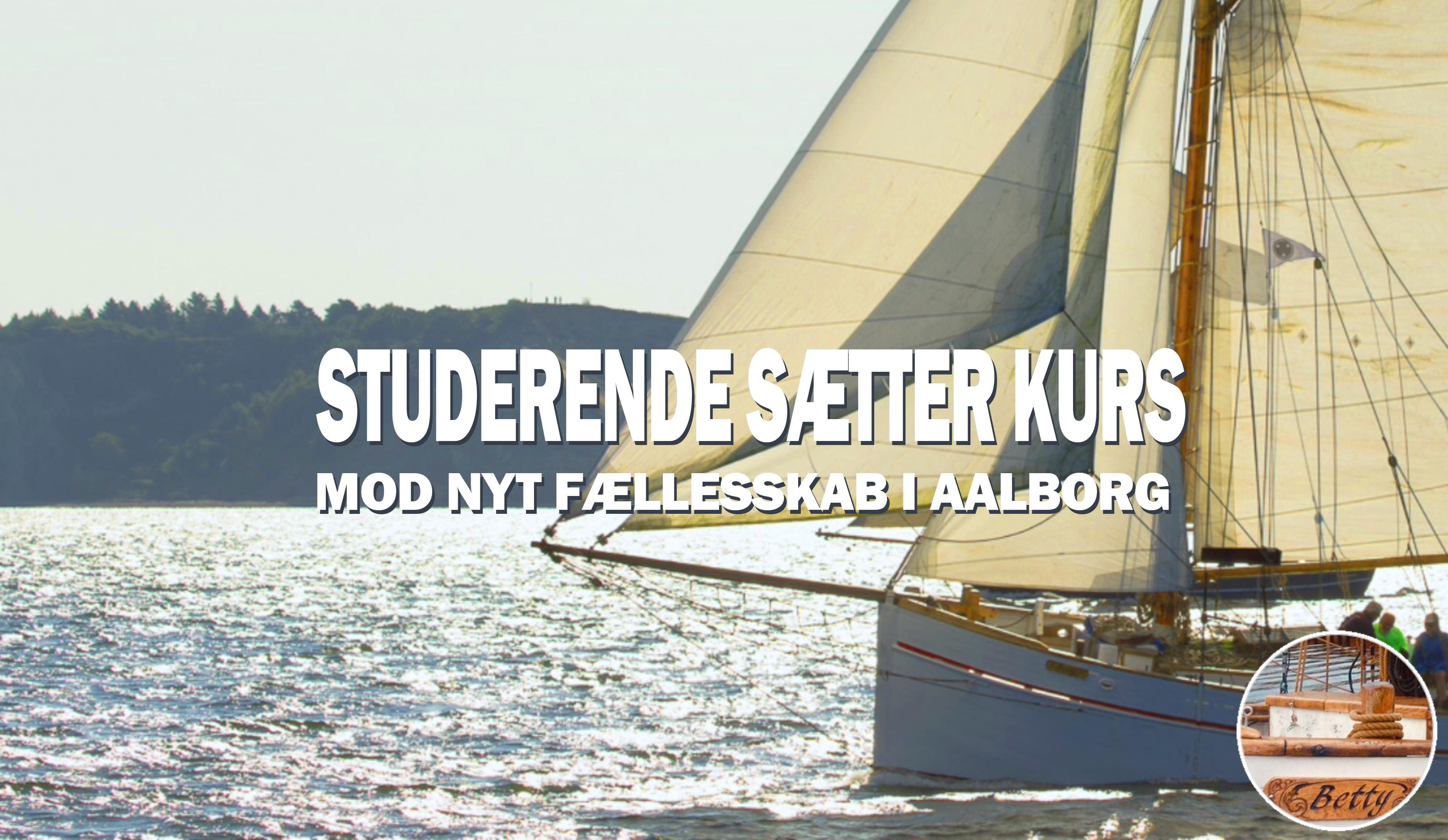Studerende sætter kurs mod nyt fællesskab i Aalborg