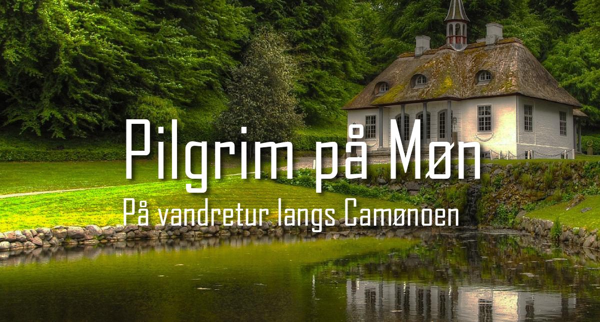 Pilgrim på Møn // På vandretur langs Camønoen