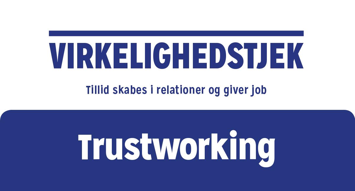 Virkelighedstjek // Trustworking: vejen til dit næste job