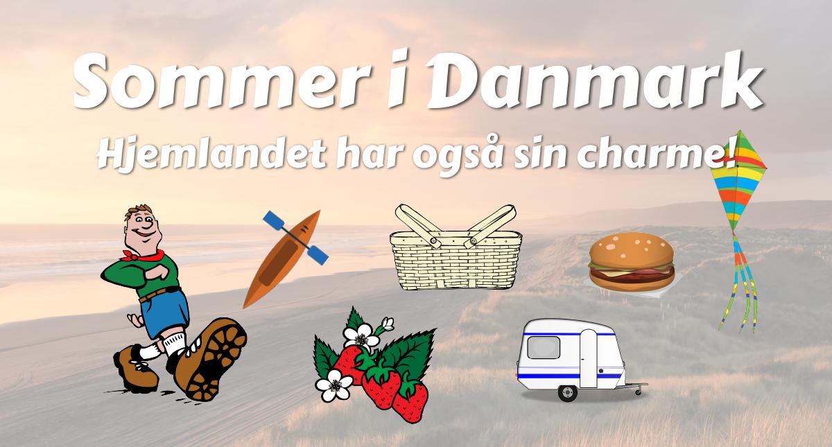 Sommer i Danmark // Hjemlandet har også sin charme!
