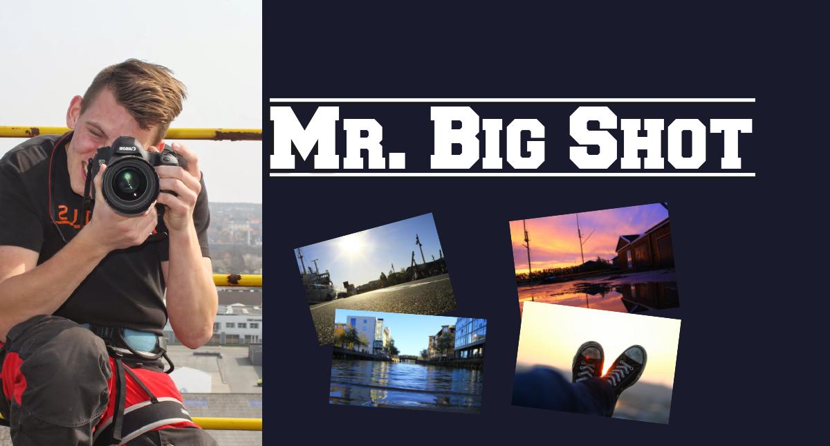 Mr. Big Shot // Et kærligt gensyn med en frivillig